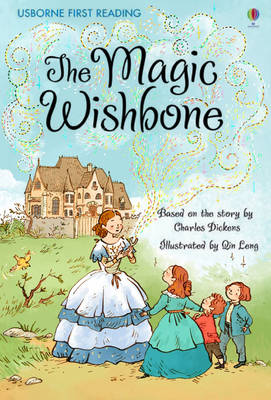 The Magic Wishbone by Mary Sebag-Montefiore