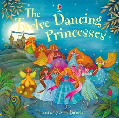 Twelve Dancing Princesses by Emma Helborough