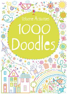 1000 Doodles by Phil Clarke, Kirsteen Robson