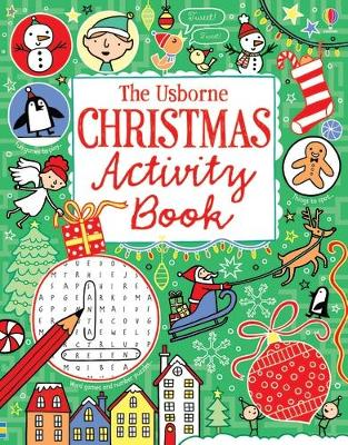 Christmas Activity Book by Lucy Bowman, Rebecca Gilpin, James Maclaine