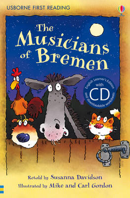 The Musicians of Bremen [Book with CD] by Susanna Davidson