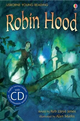 Robin Hood [Book with CD] by Rob Lloyd