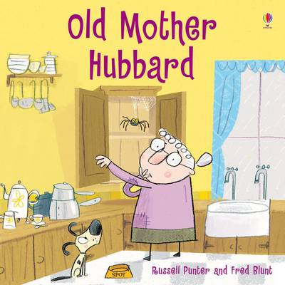 Old Mother Hubbard by Russell Punter