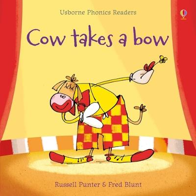 Cow Takes a Bow by Russell Punter