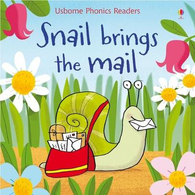 Snail Brings the Mail by Russell Punter