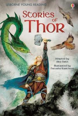 Stories of Thor by Alex Frith