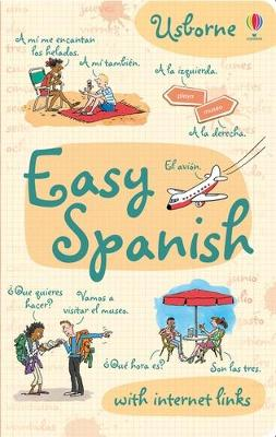 Easy Spanish by Ben Denne, Nicole Irving
