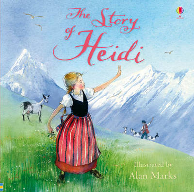 The Story of Heidi by Mary Montefiore