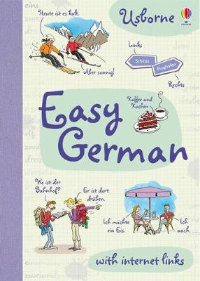 Easy German by Fiona Chandler, Nicole Irving