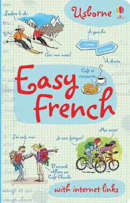 Easy French by Katie Daynes, Nicole Irving, Ann Johns