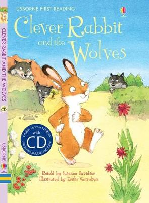 Clever Rabbit and the Wolves by Susanna Davidson