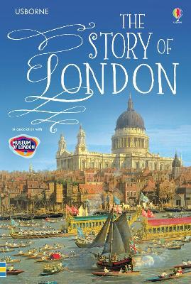 The Story Of London by Rob Lloyd Jones