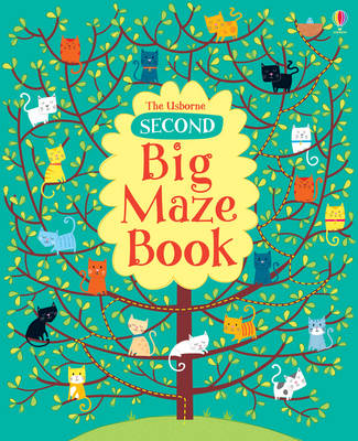 Second Book of Mazes by Phillip Clarke