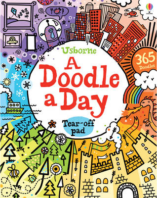 A Doodle a Day by Phillip Clarke