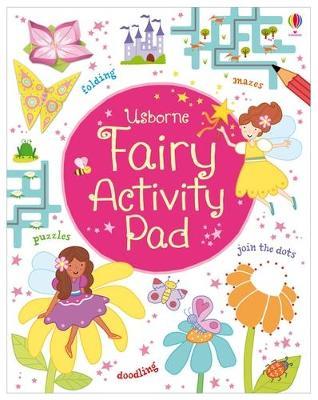 Fairy Activity Pad by Hannah Wood