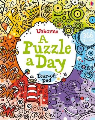A Puzzle a Day by Philip Clarke