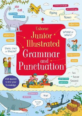 Junior Illustrated Grammar and Punctuation by Jane Bingham