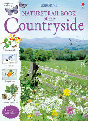 Naturetrail Book of the Countryside by Usborne
