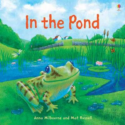 In the Pond by Anna Milbourne