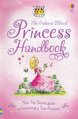 Princess Handbook by Susanna Davidson