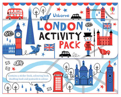 London Activity Pack by