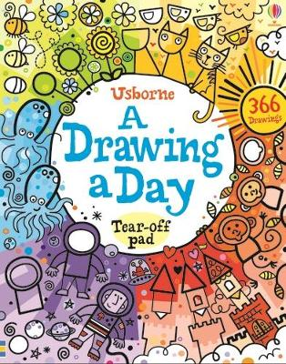 A Drawing a Day by Michael Hill