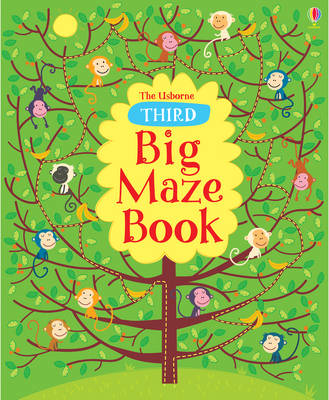 Third Big Maze Book by Kirsteen Robson