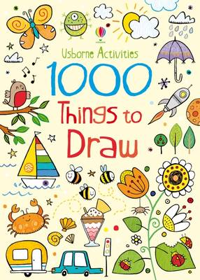 1000 Things to Draw by Kirsteen Robson