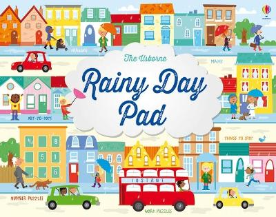 Rainy Day Pad by Kirsteen Robson