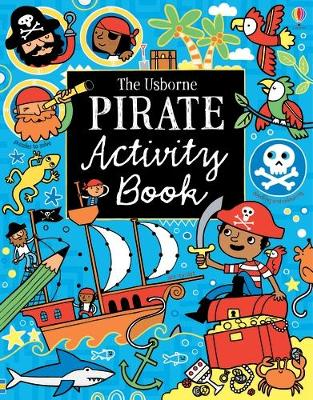 Pirate Activity Book by Lucy Bowman