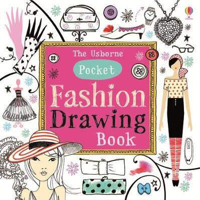 Pocket Fashion Drawing Book by