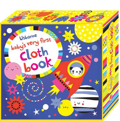 Baby's Very First Cloth Book by Fiona Watt