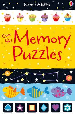 Over 50 Memory Puzzles by Sarah Khan