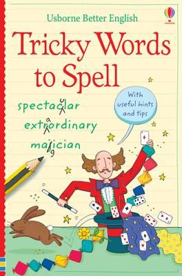 Tricky Words to Spell by Sam Taplin