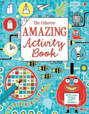 The Usborne Amazing Activity Book by