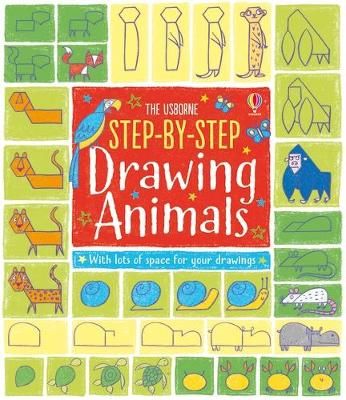 Step-by-Step Drawing Animals by