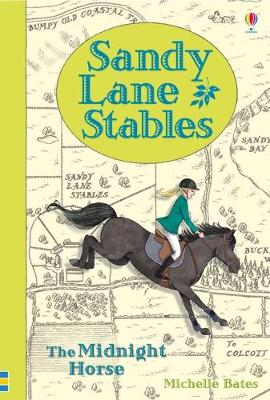 Sandy Lane Stables - The Midnight Horse by Michelle Bates