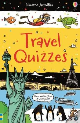 Travel Quizzes by Simon Tudhope