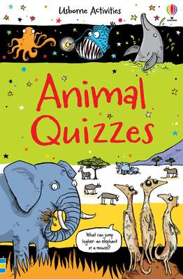Animal Quizzes by Simon Tudhope