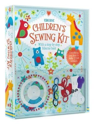 Sewing Kit by Abigail Wheatley