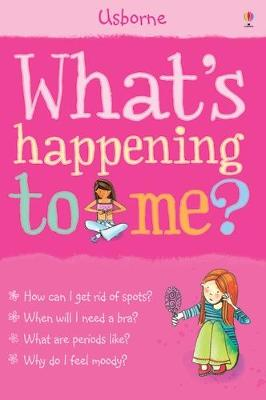 What's Happening to Me? (Girl) by Susan Meredith