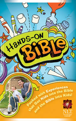 Hands-on Bible by Tyndale