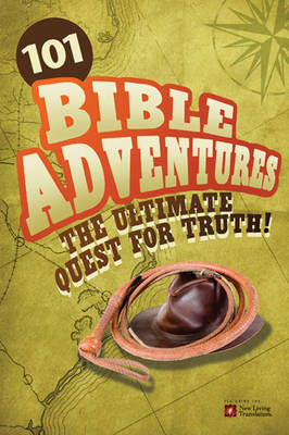 101 Bible Adventures The Ultimate Quest for Truth! by Ed Pub Concepts