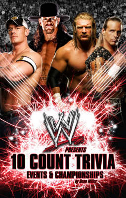 10 Count Trivia Events and Championship by Dean Miller