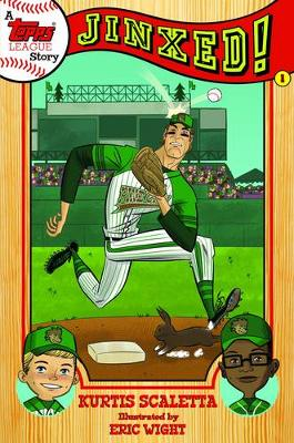 Topps Town Story Book One: Jinxed! by Kurtis Scaletta