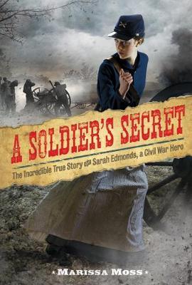 Soldier's Secret by Marissa Moss