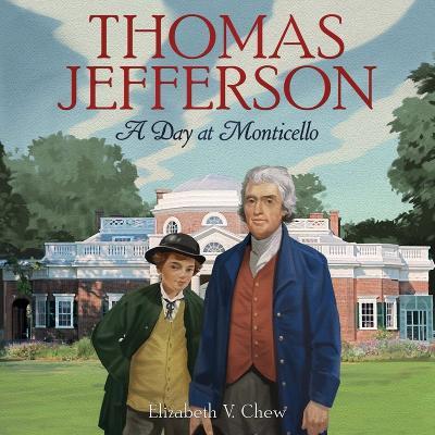 Thomas Jefferson by Elizabeth Chew