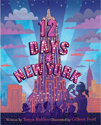 12 Days of New York by Tonya Bolden