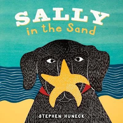 Sally in the Sand by Stephen Huneck