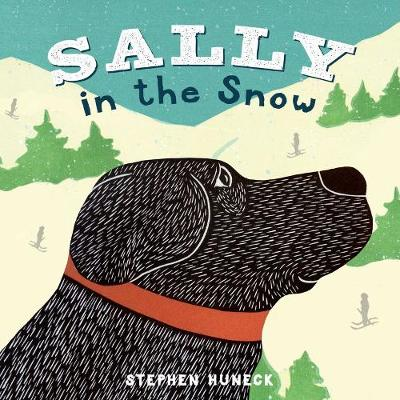 Sally in the Snow by Stephen Huneck